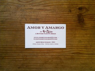 for a more helpful image, see: http://images.nymag.com/listings/bar/3_amor-y-amargo.jpg