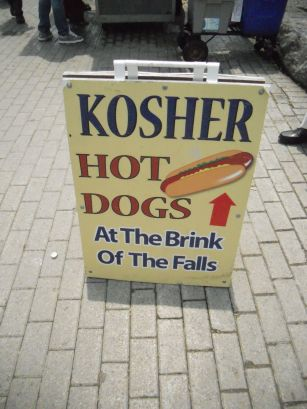 """one of us remembered this as """"hot dogs in the mist"""", which i also like."""