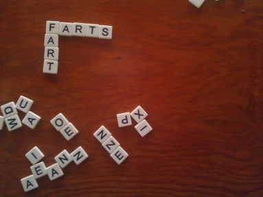 bananagrams is a challenging game.